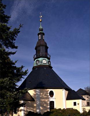 Bergkirche Seiffen ...