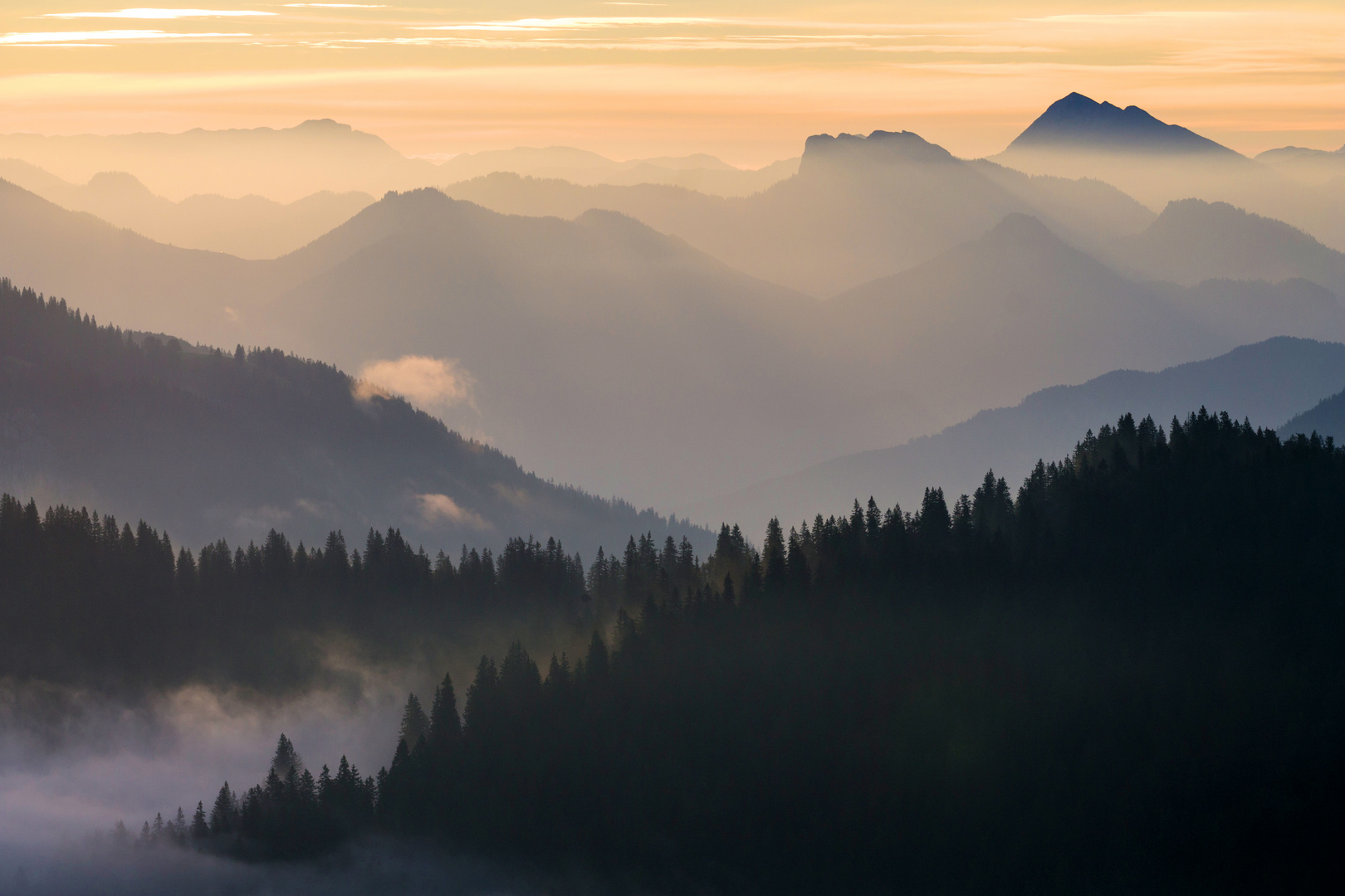 Berglandschaft #1