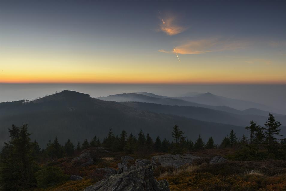 Berg|Landschaft