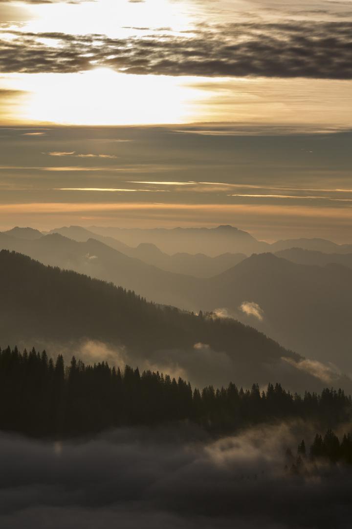 Berglandschaft #5