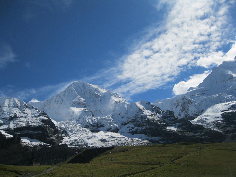 Bergmassiv-Kl.Scheidegg