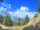 Bergpanorama auf Samos