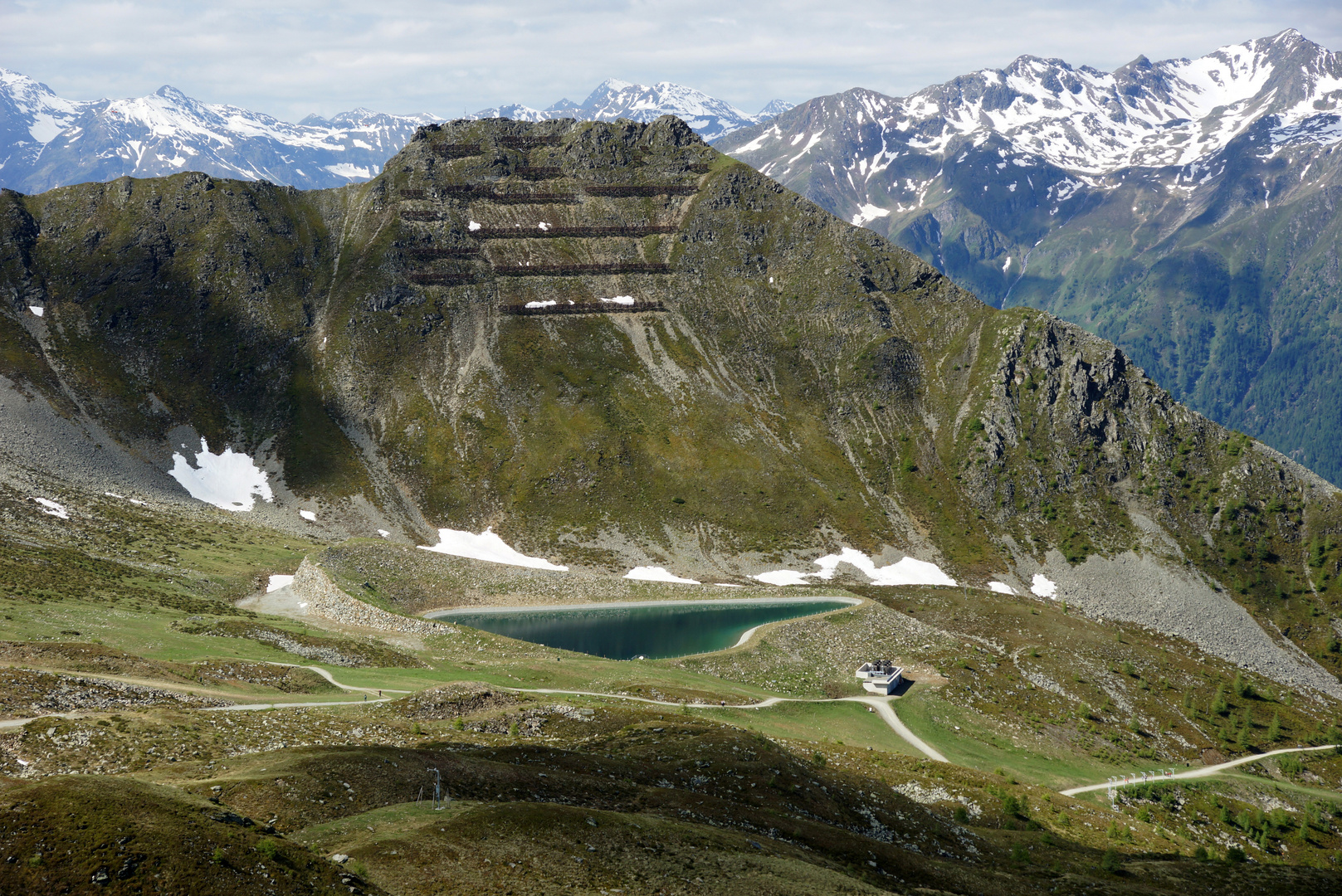 Bergpanorama bei Kals - Osttirol
