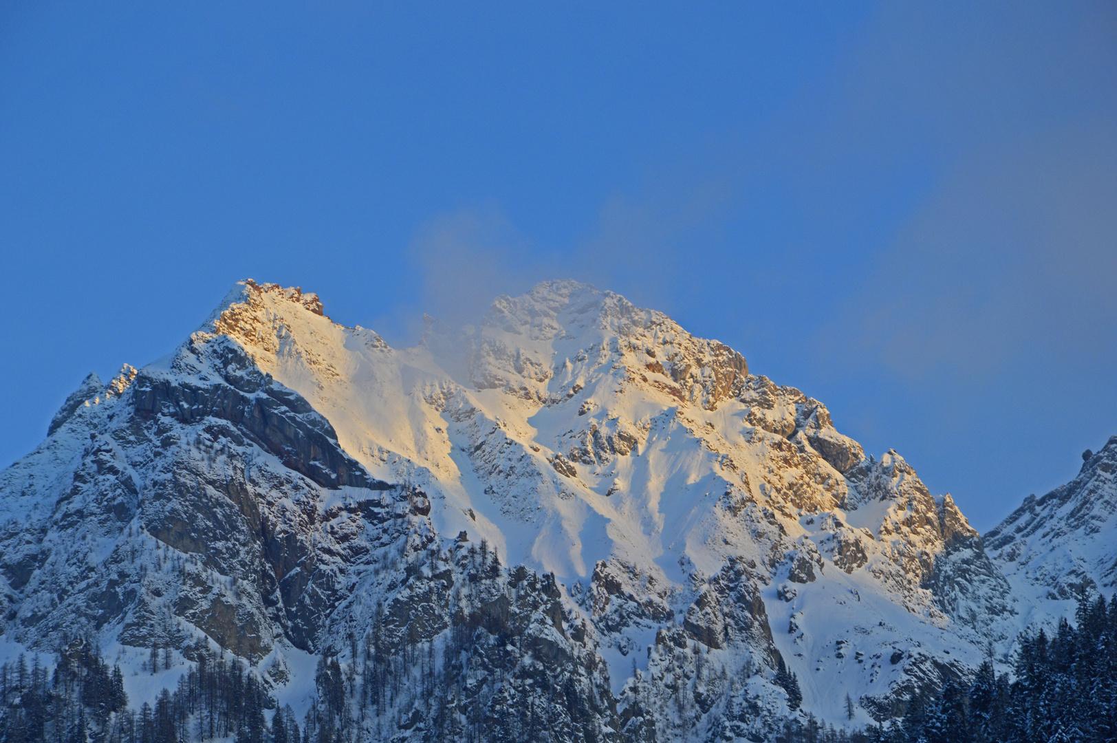 Bergpanorama im Brandnertal