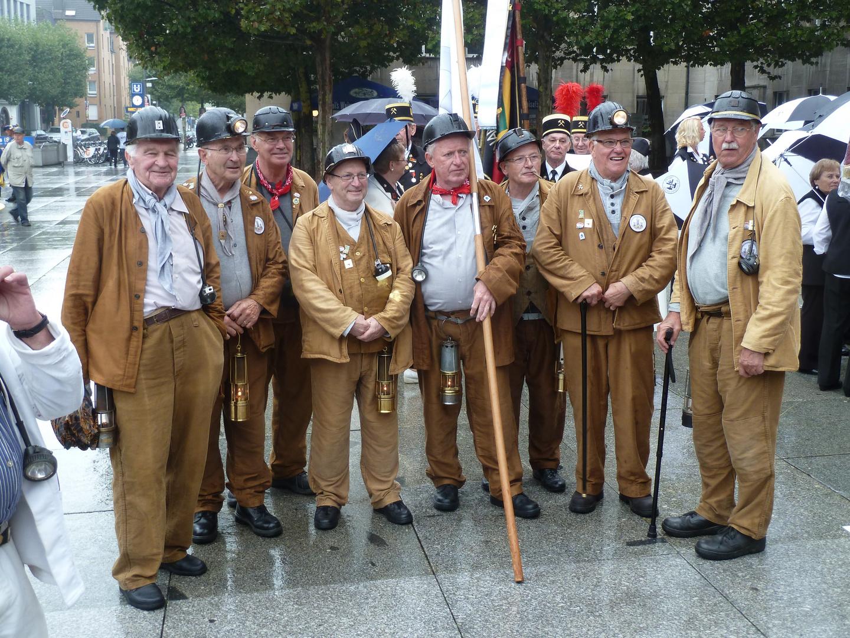 Bergparade in Bochum