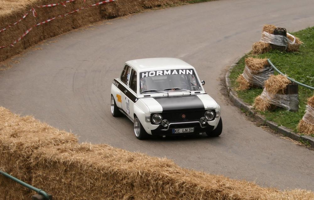 Bergrennen Langenburg - Fiat 128 Rally