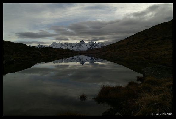 Bergsee im Engadin (2)