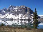 Bergsee in den Rockys