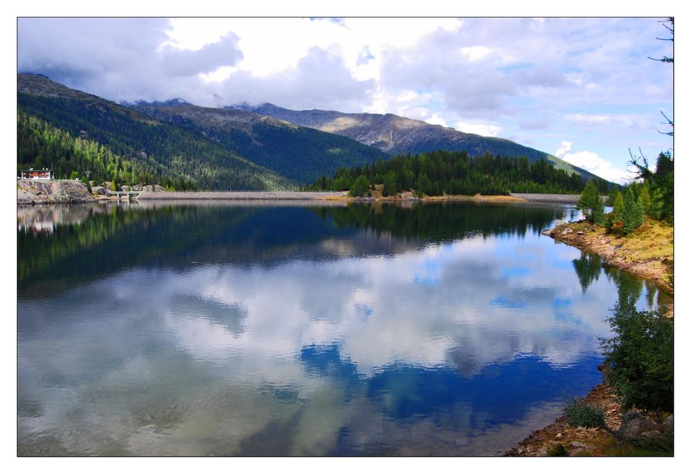 Bergsee Südalpen/ Italien II