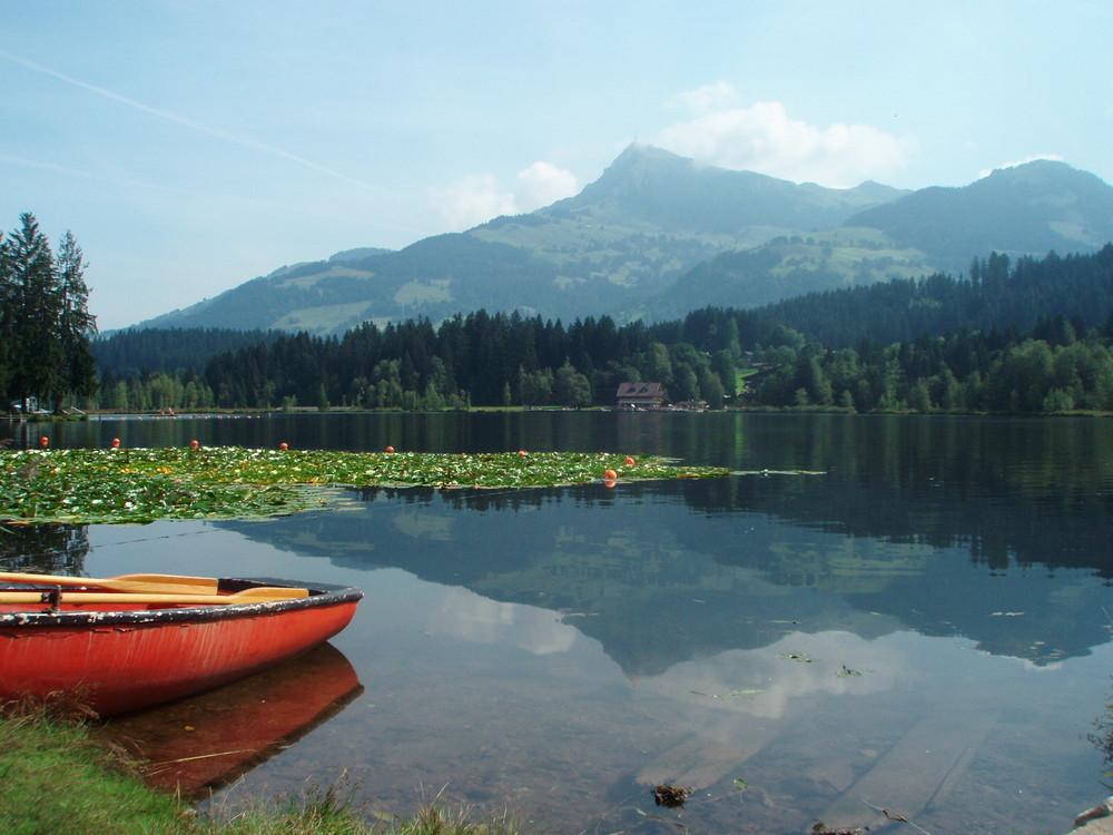 Bergseewelt