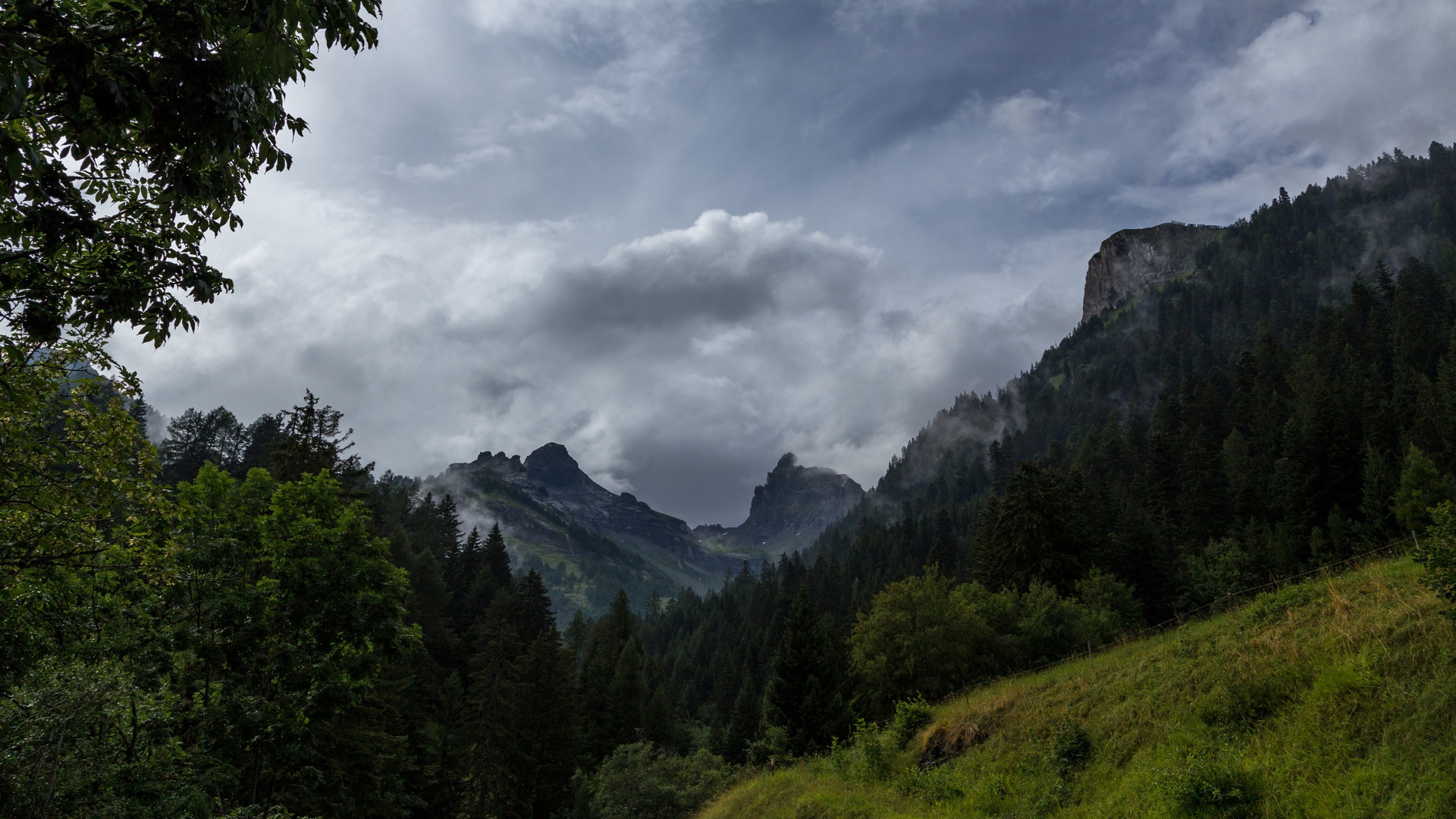 Bergspaziergang