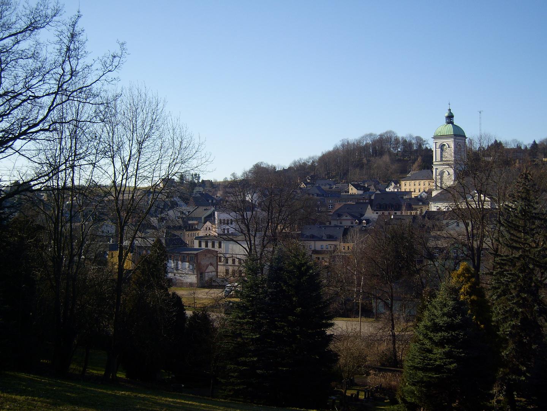Bergstadt Lößnitz