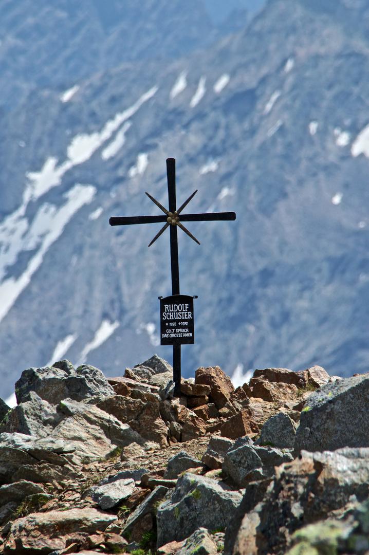 Bergsteigergrab