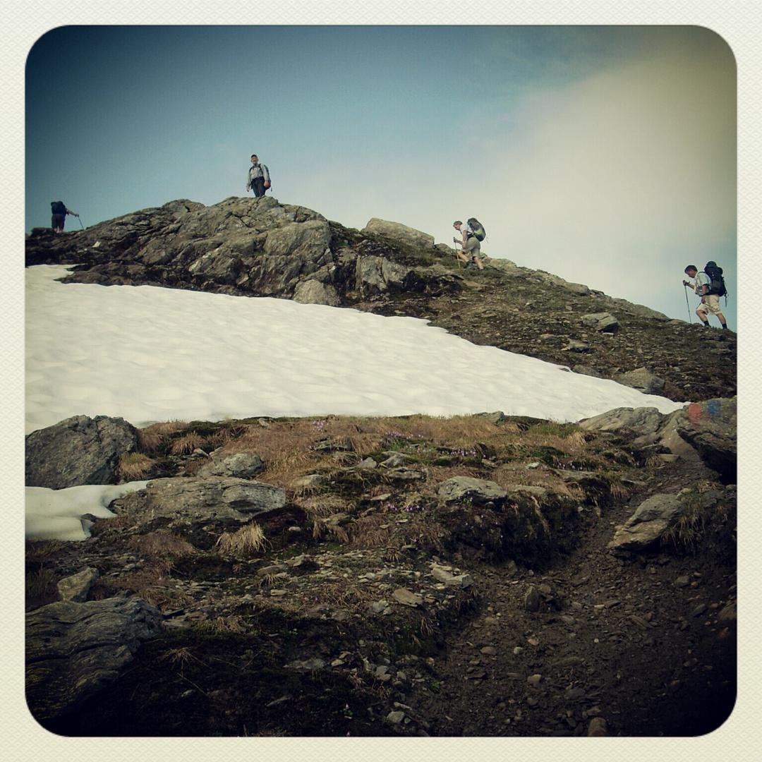 Bergvagabunden Retrospektive