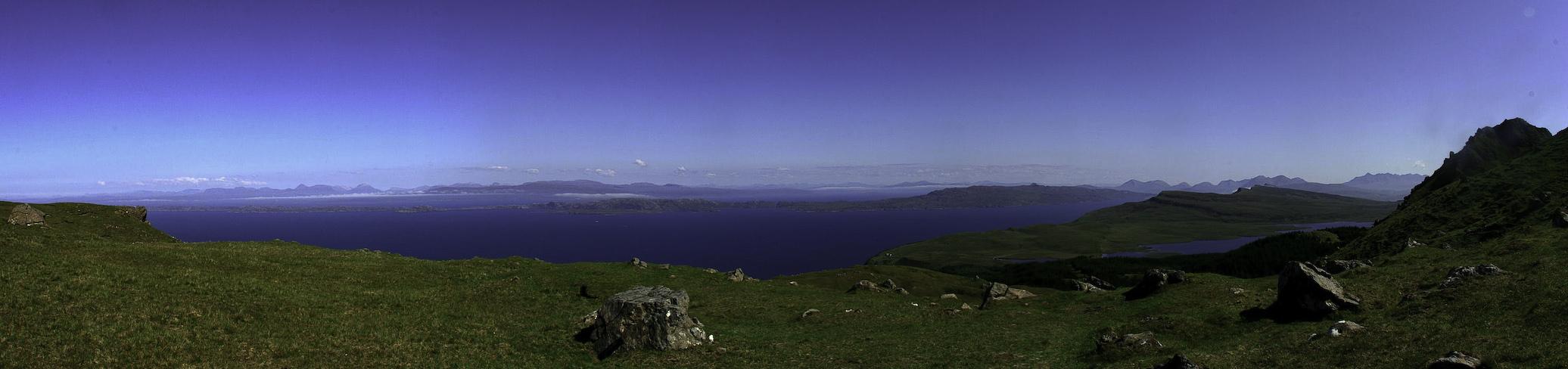 Bergwandern auf Skye -RELOAD-
