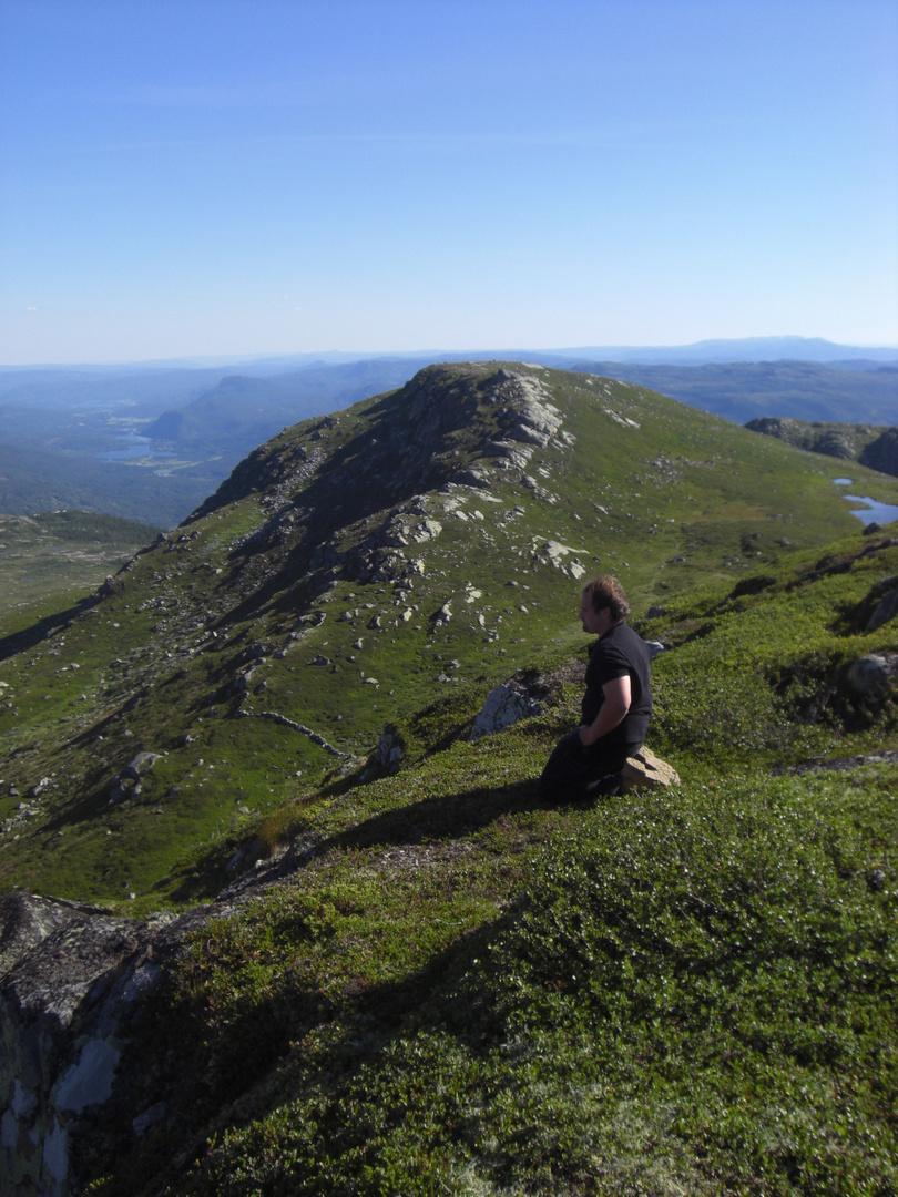 Bergwanderung_Norwegen_Bruder