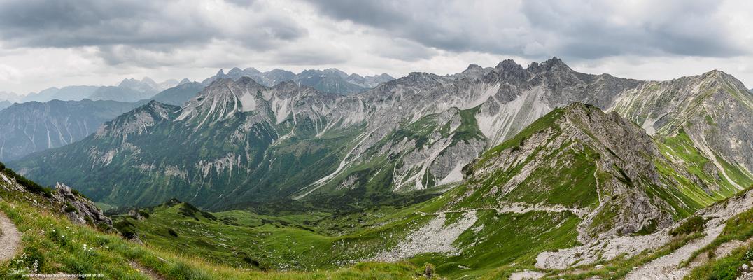 Bergwelt [2] – Kanzelwandgipfel 2