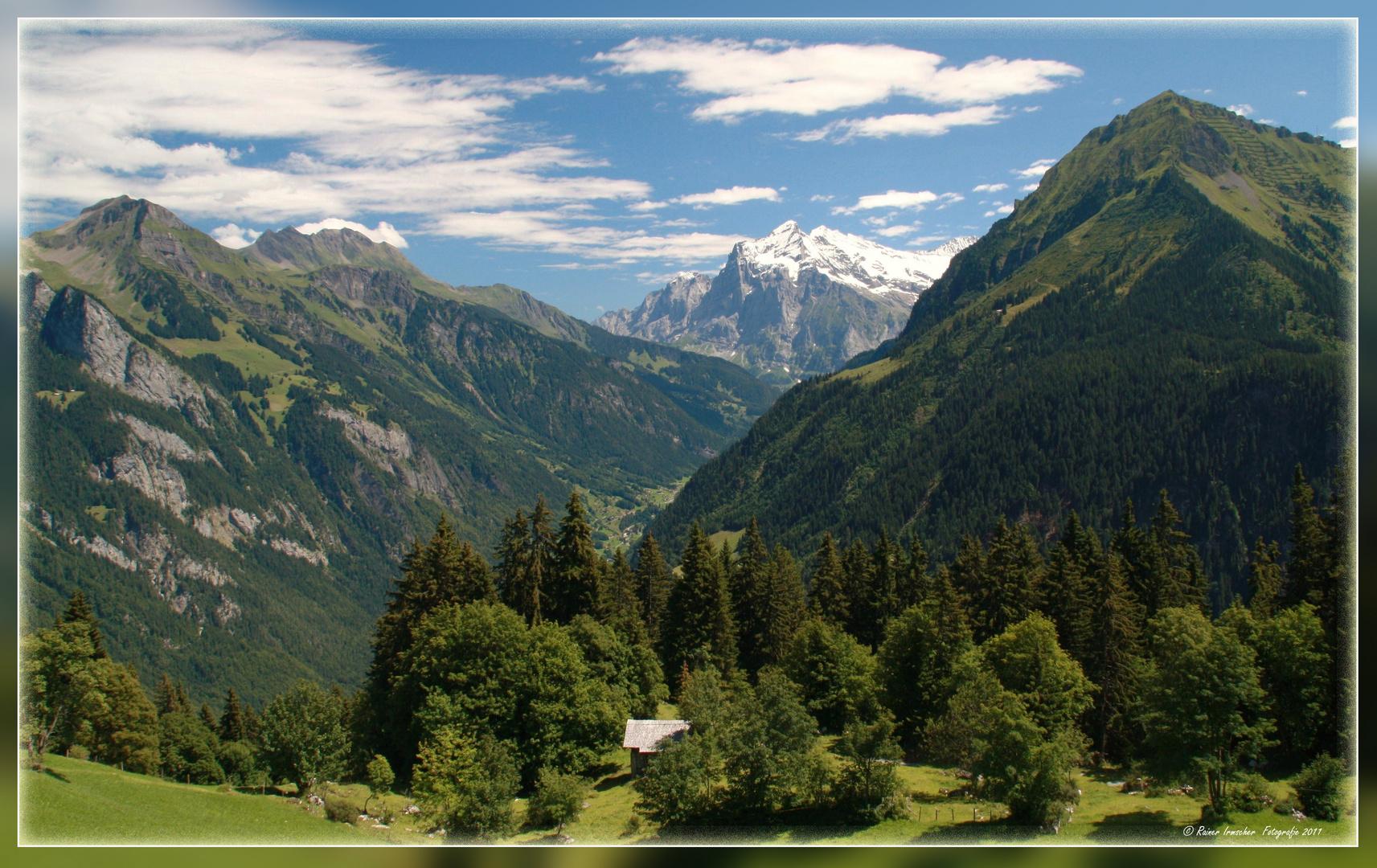 Bergwelt.....