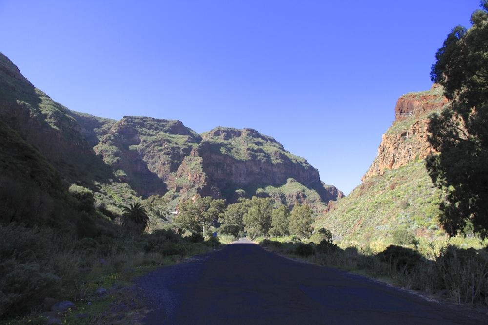 Bergwelt Gran Canarias