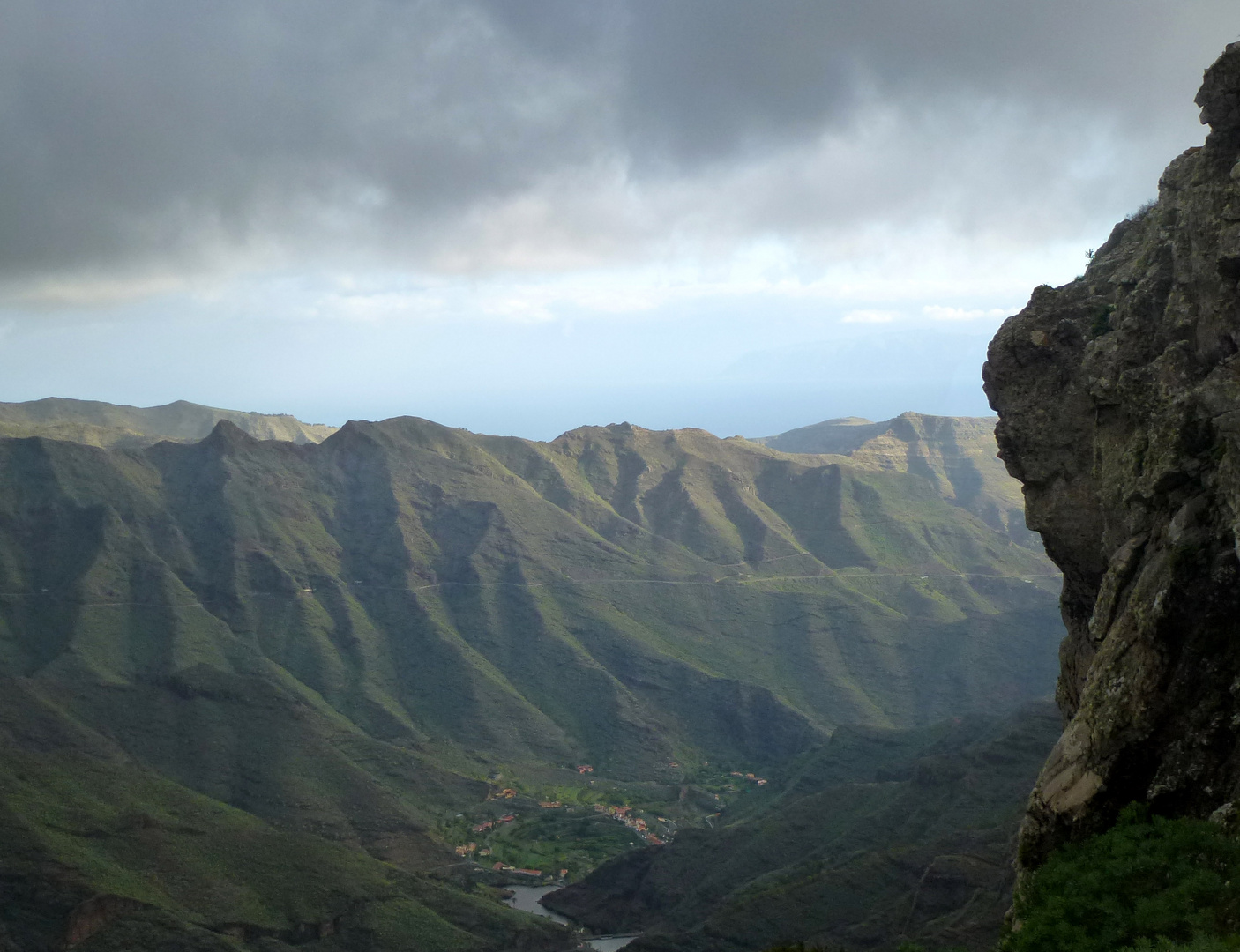 Bergwelt La Gomera