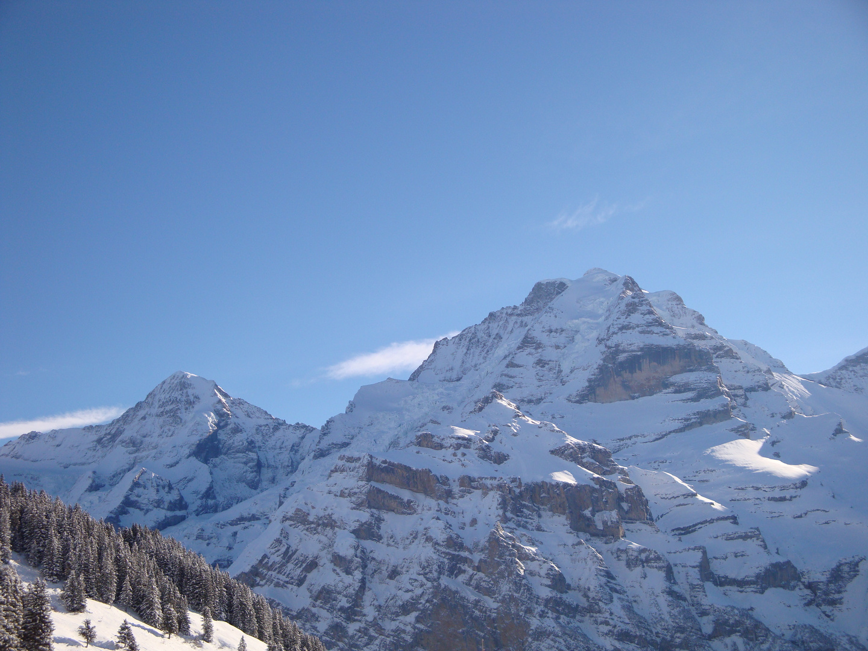 Bergwelt um Mürren