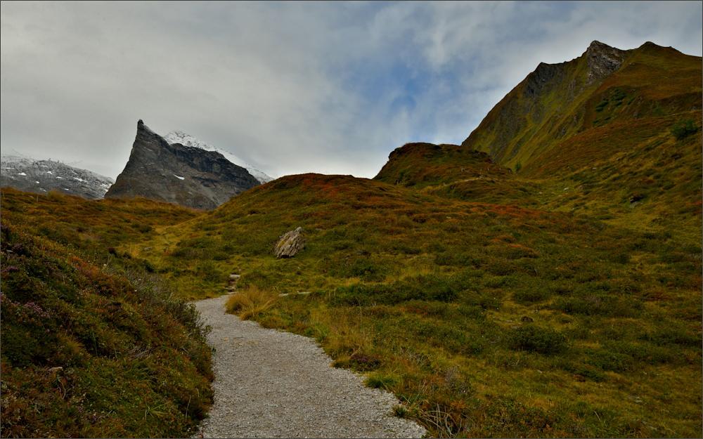 Bergwelten des Hintertuxer Gletscher...