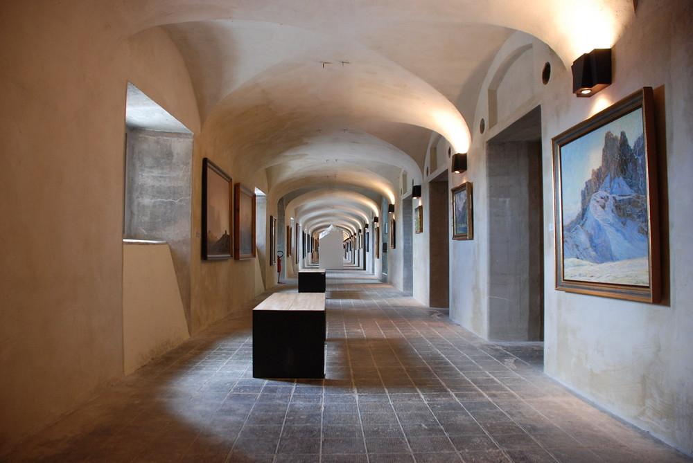 Bergwelten Messner Mountain Museum