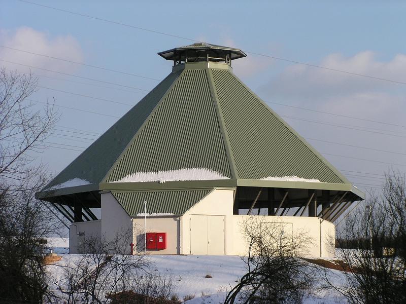 Bergwerk Ensdorf, Schacht Primsmulde