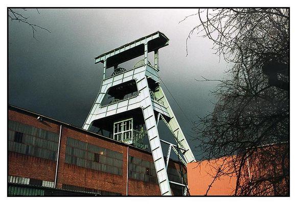 Bergwerk Ewald - Schacht 7