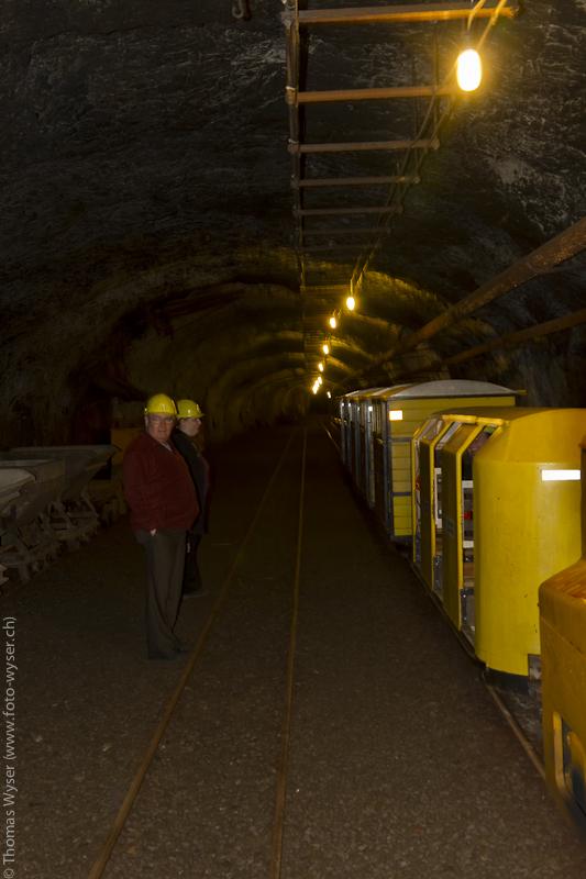 Bergwerk Gonzen