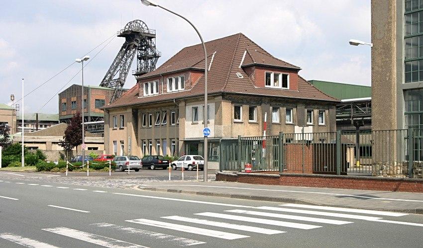 Bergwerk Oeynhausen