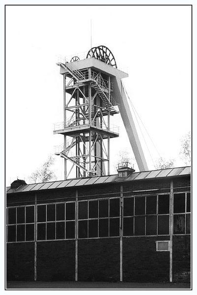 Bergwerk Schlägel & Eisen / Schacht 2 - 1996