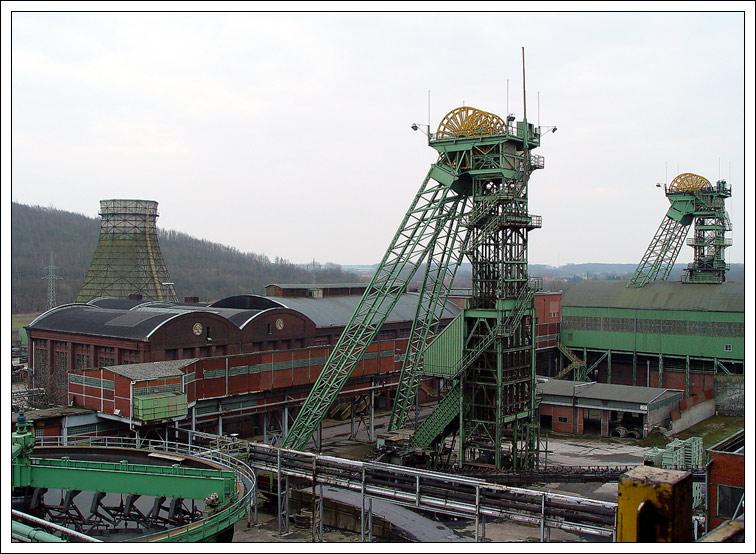 Bergwerk Westfalen, Ahlen -II-