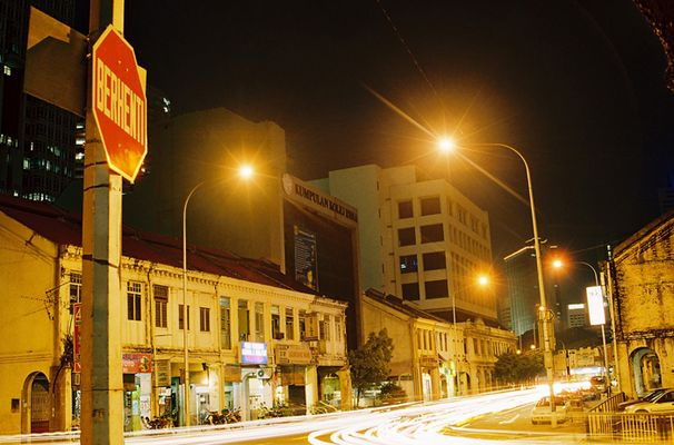 Berhenti - Street of Kuala Lumpur
