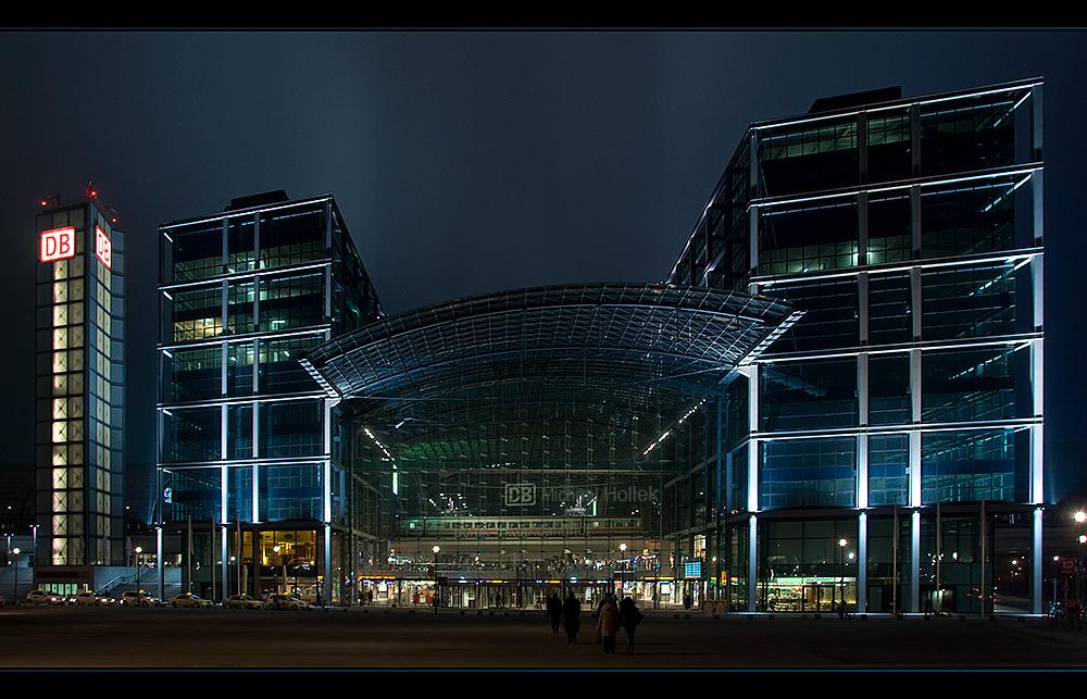 Berin: Der modernste Bahnhof Europas