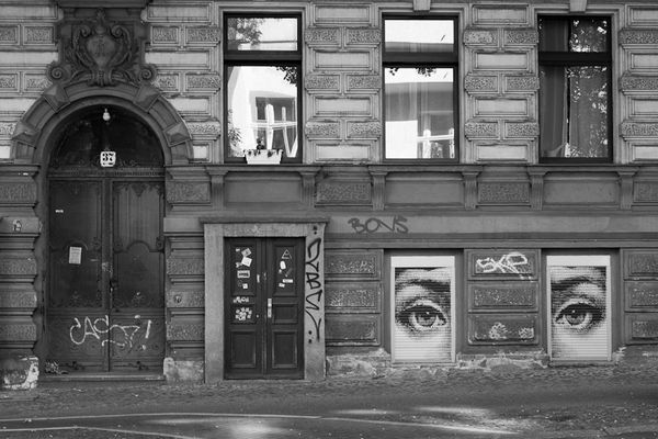 Berin, Kreuzberg, Katzbachstr.