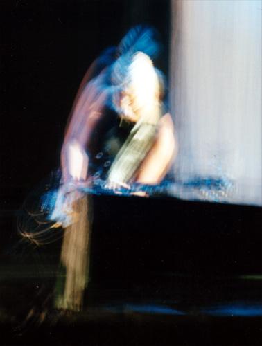 Berit Fridahl (Heather Nova) in Action
