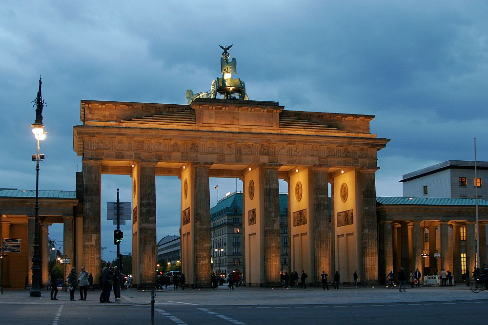 Berlin 1 - Brandenburger Tor