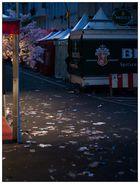 Berlin, 5 Uhr: Eisenacher Straße runter