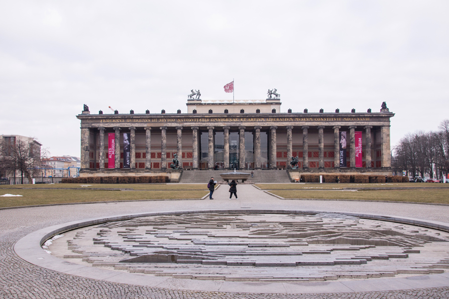 Berlin, Altes Museum (2)