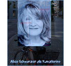 """Berlin """"anders"""": Neue Kanzlerin?"""