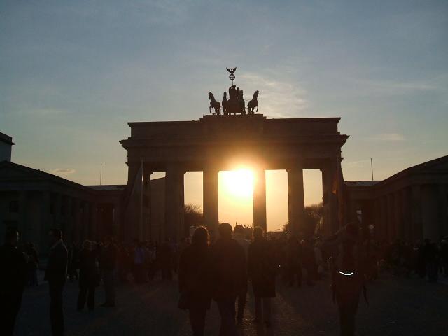 Berlín ardiendo.