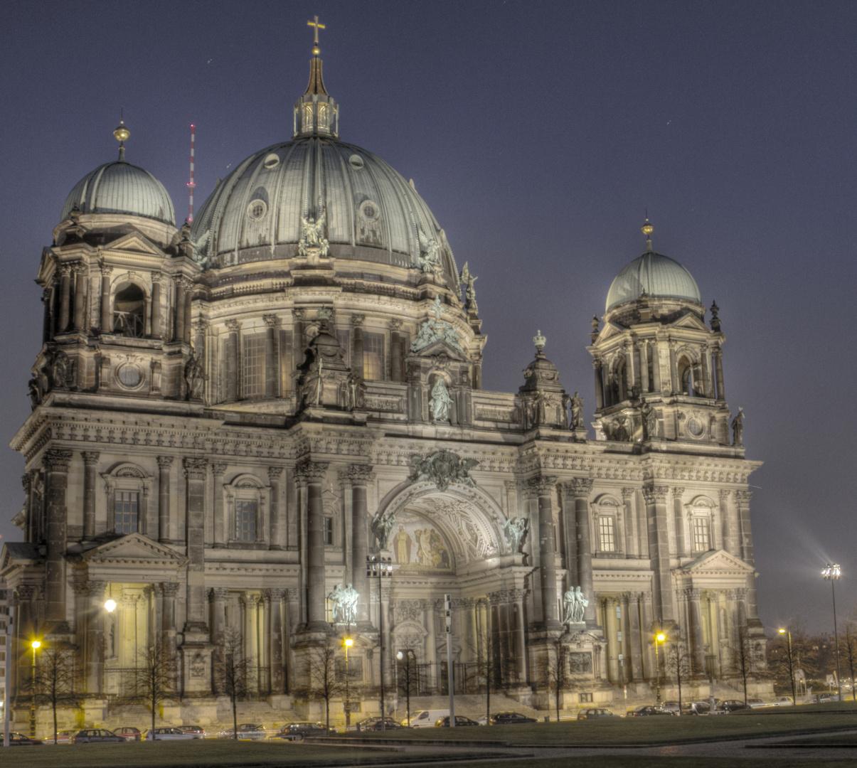 Berlin at night #17