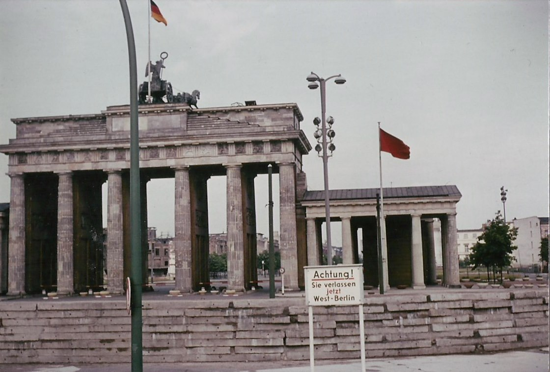 Berlin August 1961