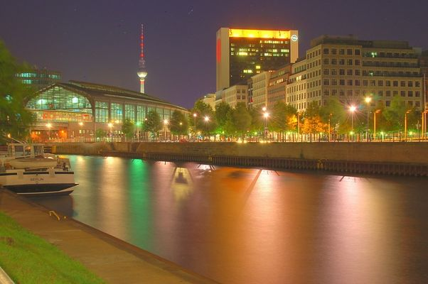 Berlin Bahnhof Friedrichstr.