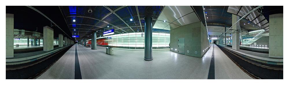 Berlin Bahnhof Potsdamer Platz