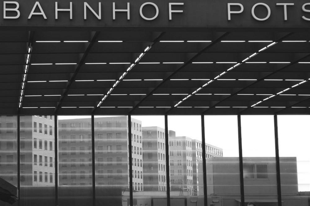 Berlin: Bahnhof Potsdamer Platz