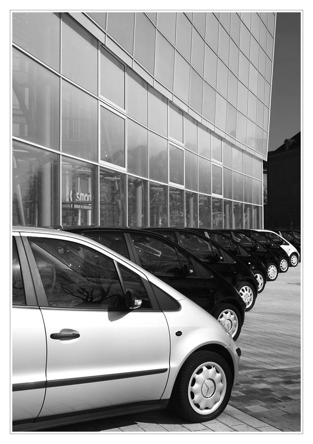 Berlin - bei Mercedes am Salzufer
