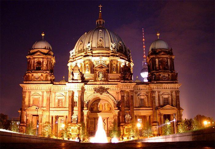 Berlin bei Nacht...