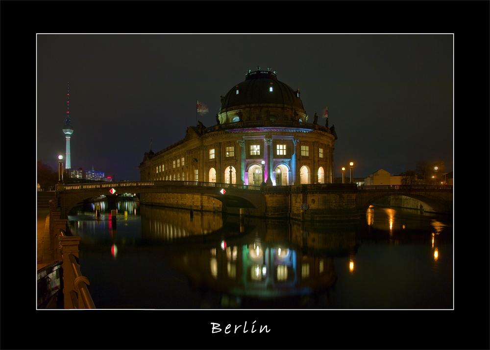 Berlin Bei Nacht I